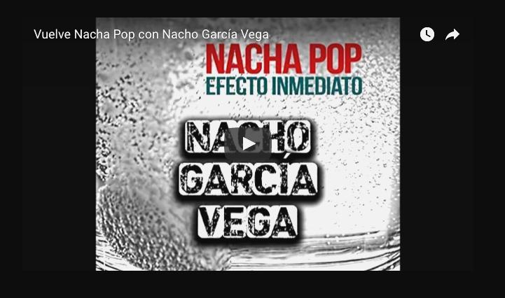 vuelve nacha pop